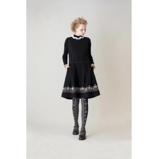 ラムメルトンコードEMBドレス