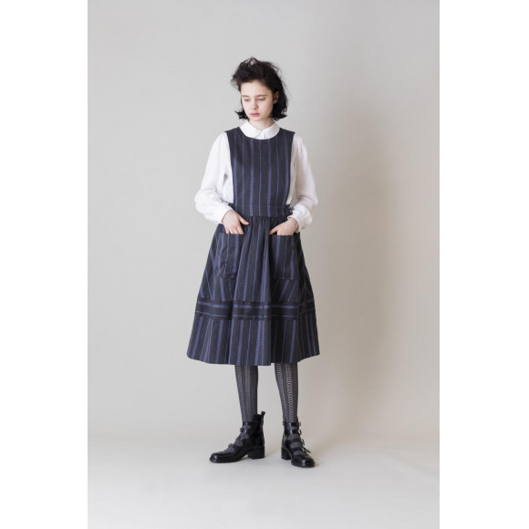 Regatta stripeマナードレス