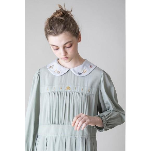 Alice embroidery ドレス