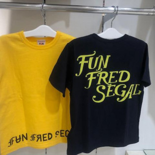 FUN Fred Segal Back Print T