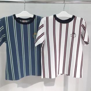 FUN Fred Segal オリジナルストライプTシャツ