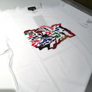 新作アーティストTシャツ