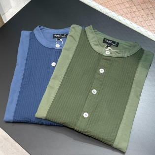 【新作】ジャージーシャツ