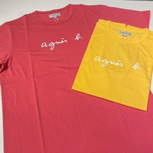 ロゴTシャツ NEW color!