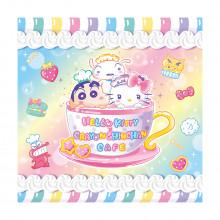 「ハローキティ×クレヨンしんちゃんカフェ」が 期間限定OPEN!