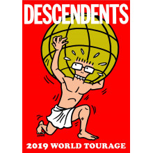 DESCENDENTS <ディセンデンツ> 2019 WORLD TOURAGE JAPAN