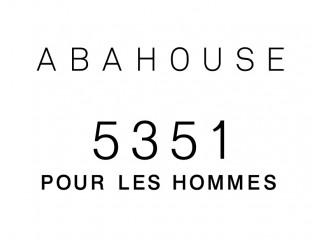 ABAHOUSE/5351POUR LES HOMMES