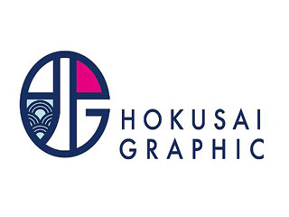 hokusai graphic