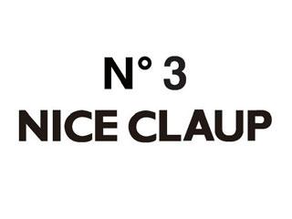 N゜3 NICE CLAUP