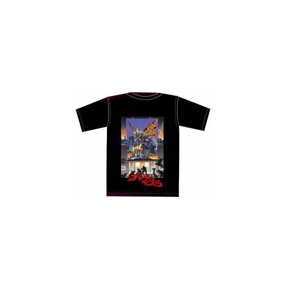 開田裕治「ゴジラとバトラ」Tシャツ /限定30枚(4,536円)