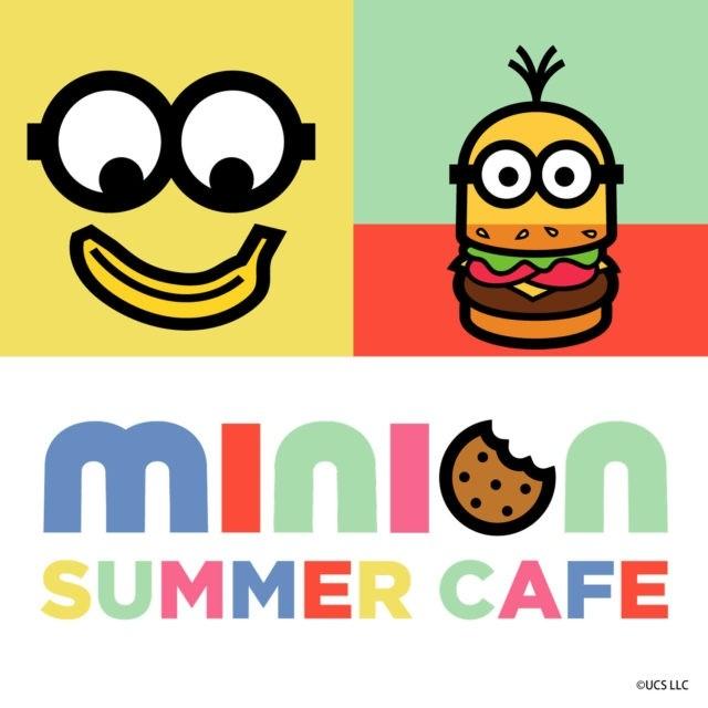 MINION SUMMER CAFE