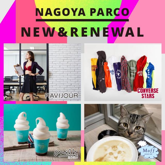 2019春NEW&RENEW