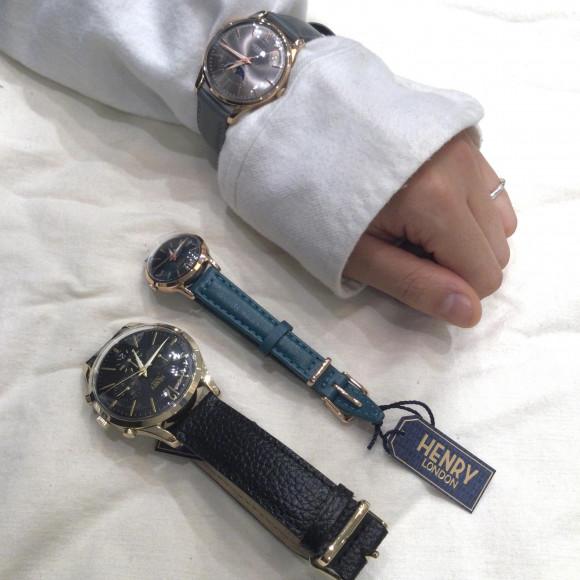 ロンドン ヘンリー 個性的なメンズ腕時計ならヘンリーロンドン!似合う年齢層と評判は?!