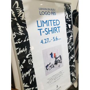 G.W期間限定販売 130周年Tシャツ&サコッシュ