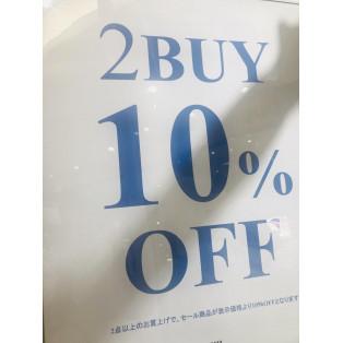 2Buy10%!!!