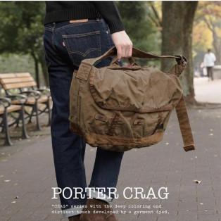 PORTER CRAG Messenger bag
