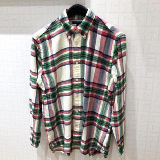 【新作カラフルチェックシャツ!】おすすめ紹介!!