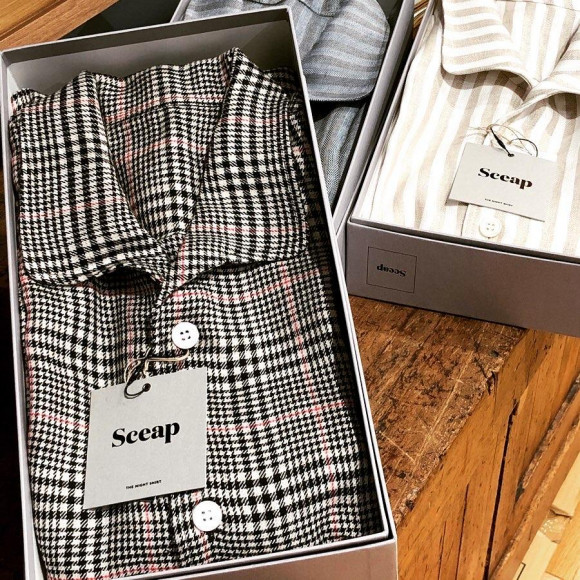 ◇ナイトシャツ Sceap 新作発売いたしました