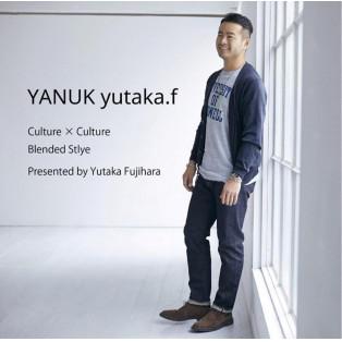 YANUK × 藤原裕氏 コラボ発売!