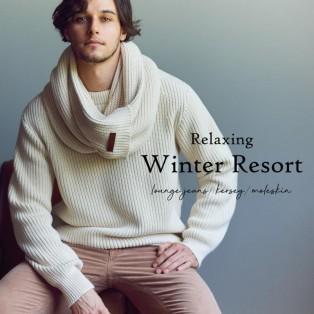 大人気のWinter Resort Jeansが今年も登場!