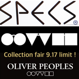 oliver peoples fair 本日最終日