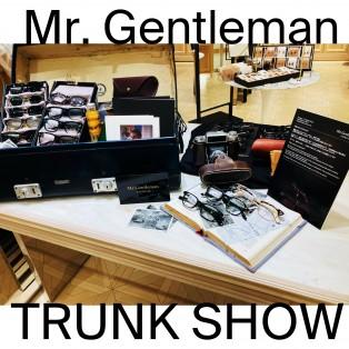 Mr. Gentleman Trunk Show