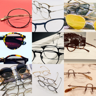 oliver peoples Collection Fair !