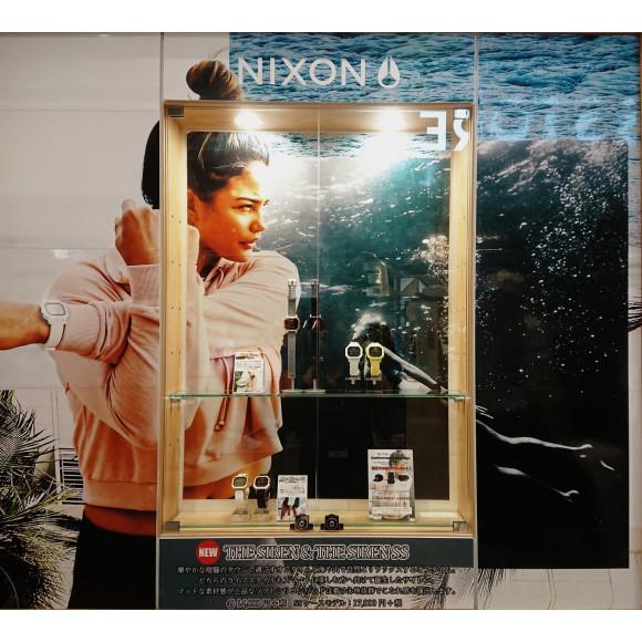 【NIXON】キャンペーン開催中!