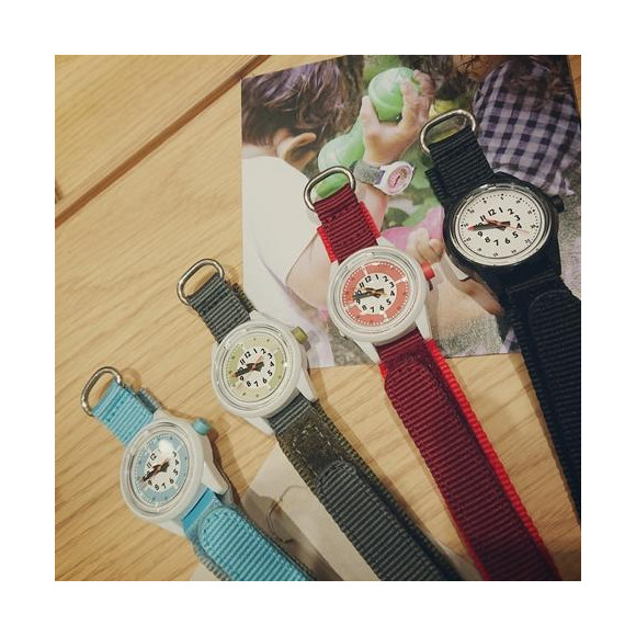 【funpunclock to wear】お子様にオススメなNEW WATCH!