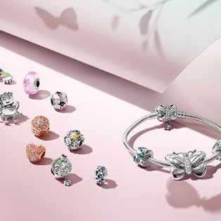 Spring 2019 collection 【Pandora Garden】
