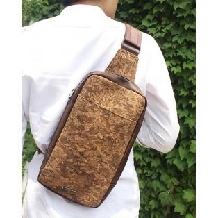 【新生活準備】 コンパクトで身体にフィットするバッグ「CONNIE Cross Body Bag」