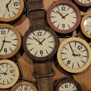 Wooden Watch NATO STYLE