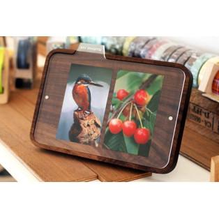 手軽に写真を交換できるフォトスタンド・フレーム「PhotoStand」