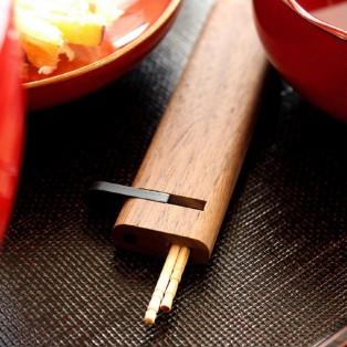 木製の携帯爪楊枝入れ・つまようじケース「Toothpick Holder」