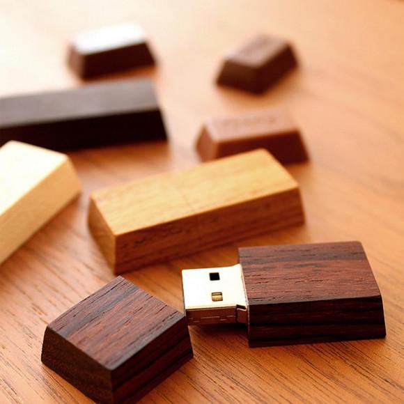 ---大量ギフト承ります--- 【木製USB Chocolat mini】