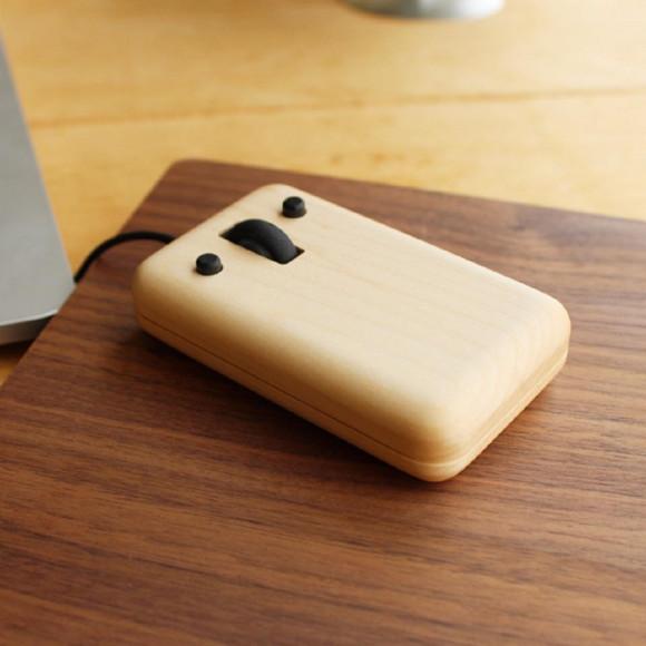 30%OFF!! 木製マウス / マウスパッド