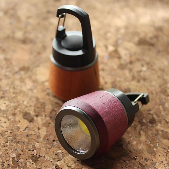 【新商品】優しい手触り、小さい懐中電灯・ライト「LED HANDY LIGHT MINI」