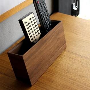 木製リモコンラック・ホルダー「Remote control Stand」