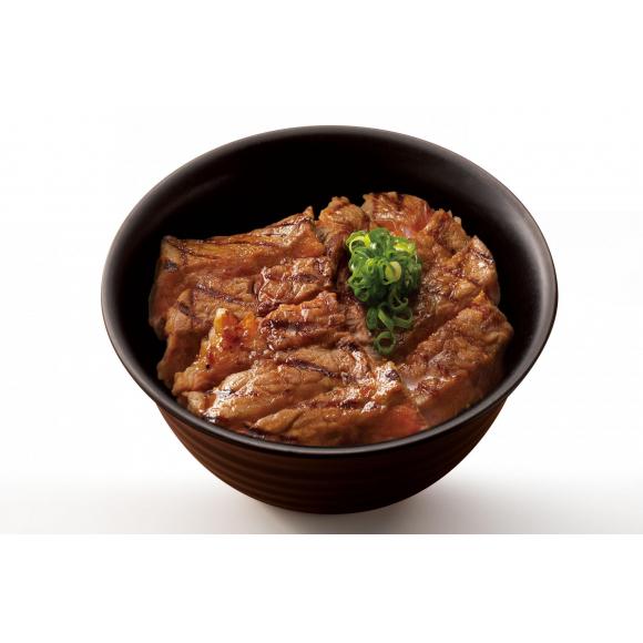 和牛メニューフェア 北海道黒毛和牛のステーキ丼