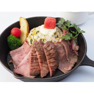 パルコヤ 九州メニューフェア 「九州牛炭焼き炙りと鉄板高菜飯」