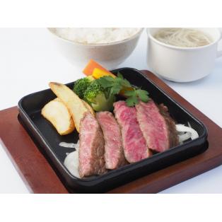和牛メニューフェア 仙台牛ステーキセット