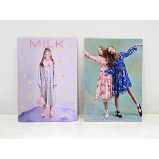 2019 MILK MILKBOY WINTER COLLECTION LOOKBOOK