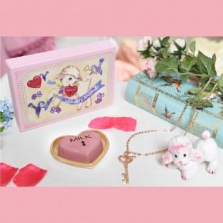 2/2(火)リリース! Magic Key & Heart Chocolate