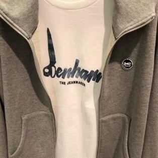 「デンハムとコラボ!オリジナルデザインTシャツ入荷!」