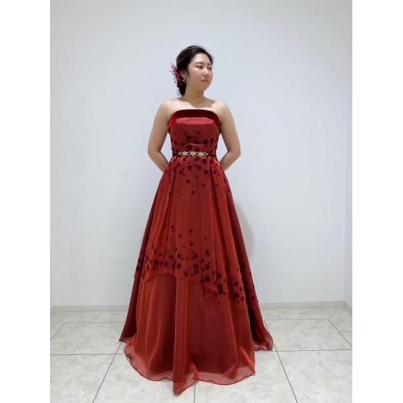 新作☆ベルベットドレス