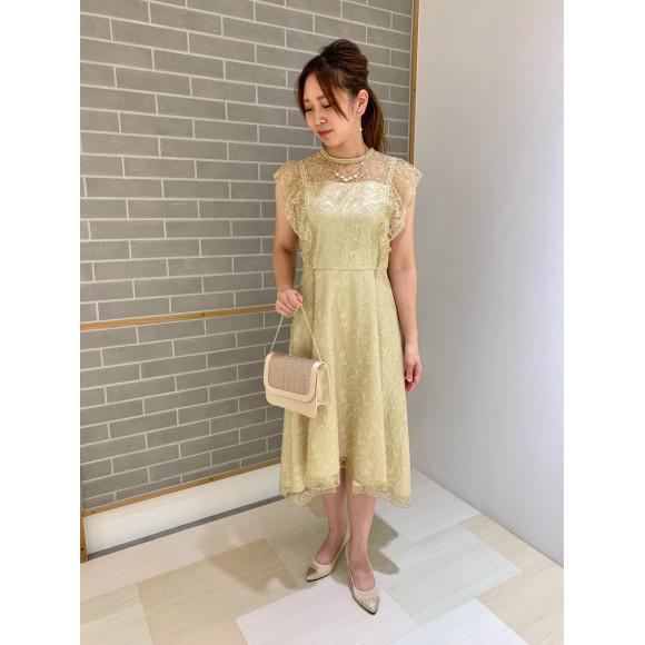 人気の新作ドレス♡