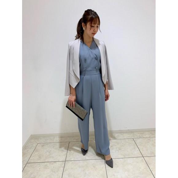セール☆人気のパンツドレス