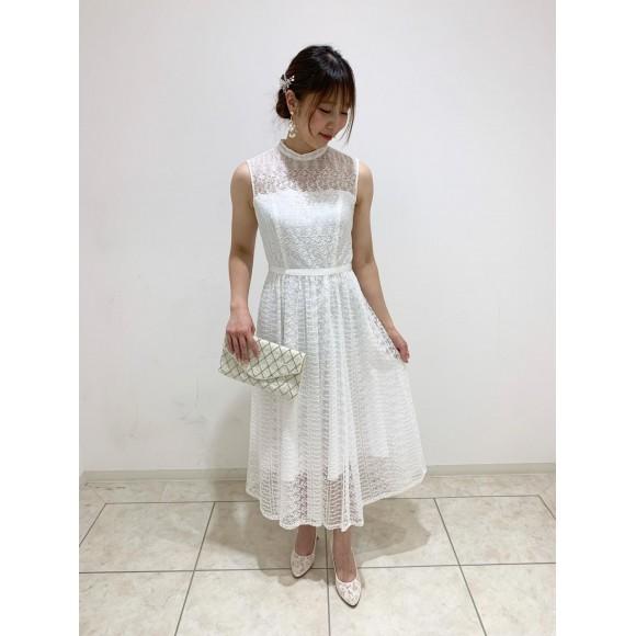 花嫁様♡二次会ドレス