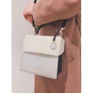 新色☆ボックス型バッグ
