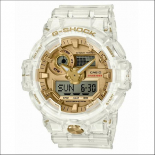 G-SHOCK ジーショック 35周年記念 GLACIER GOLD グレイシアゴールド 腕時計 GA-735E-7AJR